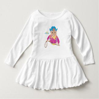 Cowgirl Toddler Dress (hispanic)