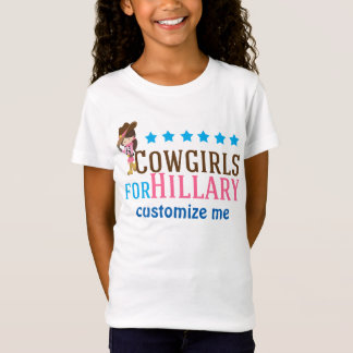 Cowgirls for Hillary T-Shirt