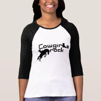 Cowgirls Rock T-Shirt
