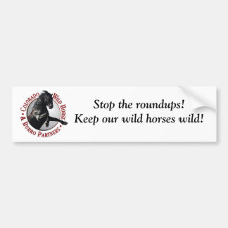 COWHBP Bumper sticker