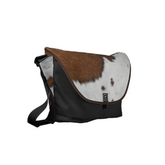 Cowhide Courier Bags