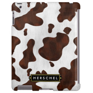 Cowhide Faux Western Leather Spotted Personalized