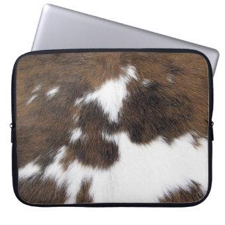 Cowhide Laptop Sleeve