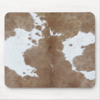 Cowhide Mouse Pad