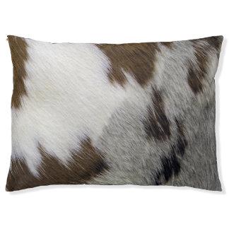 Cowhide Pet Bed