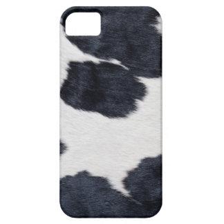 Cowhide Print iPhone 5 Case