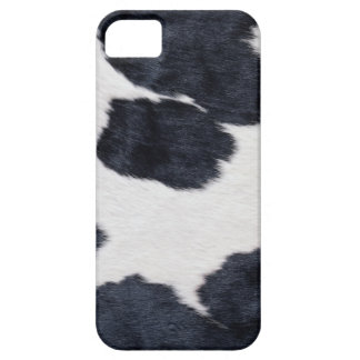 Cowhide Print iPhone 5 Cover