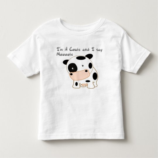 Cowie Toddler T-shirt