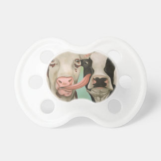 cowlicous baby pacifier