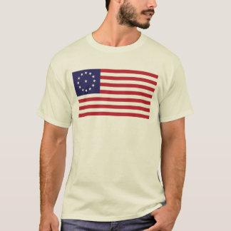 Cowpens Battlefield Flag - Revolutionary War T-Shirt