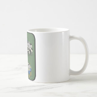 cows and aliens coffee mug