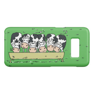 Cows and Catle in a Farmer's Field Case-Mate Samsung Galaxy S8 Case