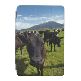 Cows and Mt Somers iPad Mini Cover