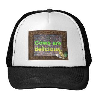 Cows Are Delicious Trucker Hat