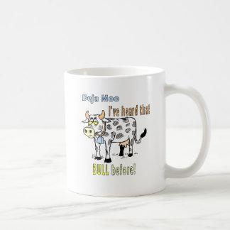 Cows: Deja Moo Coffee Mug