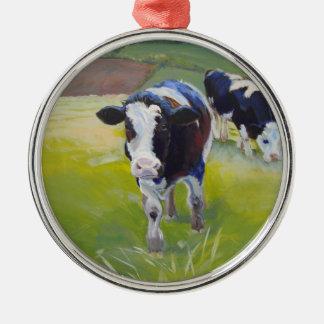 Cows Farm Animal Christmas Tree Ornament