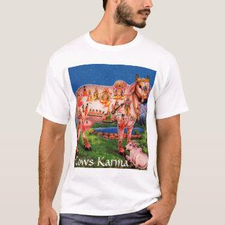 cows gomatha vishnu T-Shirt