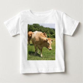 Cows in field, El Camino, Spain 2 Baby T-Shirt