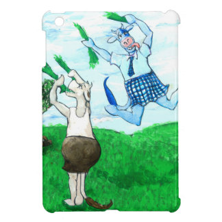 Cows in Skirts and Dresses Cover For The iPad Mini
