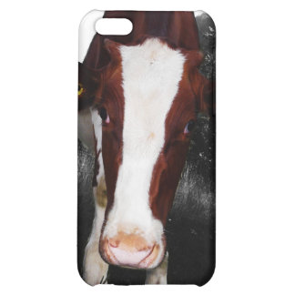 Cows - NOT Always Black and White iPhone 5C Case