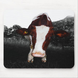 Cows - NOT Always Black and White Mousepad