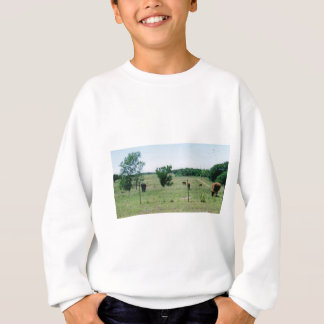 Cows( on farm) sweatshirt