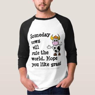 Cows Rule T-Shirt