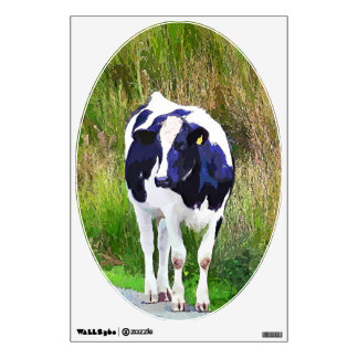 COWS WALL DECAL