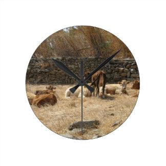 Cows Wallclocks