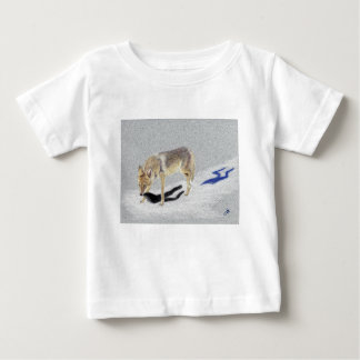 Coyote and Longjohns Baby T-Shirt