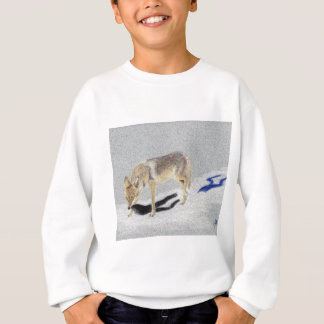 Coyote and Longjohns Sweatshirt