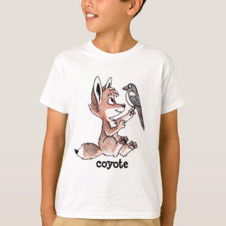 Coyote and Magpie Kids T-Shirt
