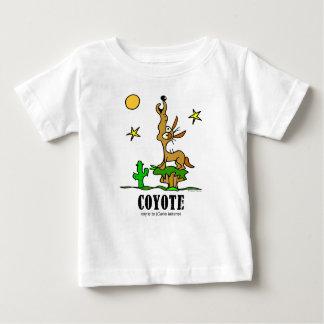 Coyote by Lorenzo © 2018 Lorenzo Traverso Baby T-Shirt