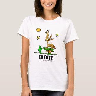 Coyote by Lorenzo © 2018 Lorenzo Traverso T-Shirt