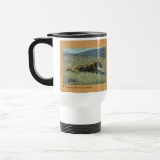Coyote Commuter Travel Mug 15oz
