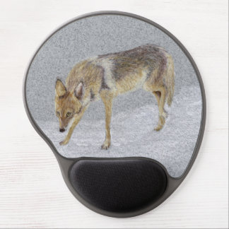Coyote Gel Mouse Pad