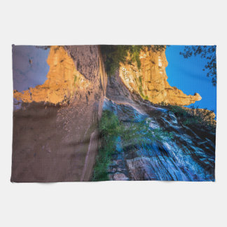 Coyote Gulch Sunrise - Utah Hand Towel