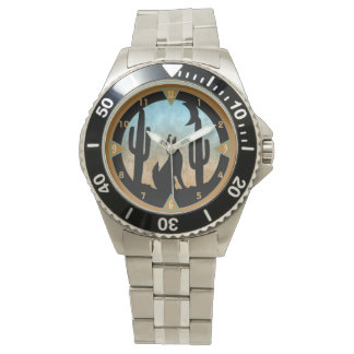 Coyote Moon Native American Style Watch