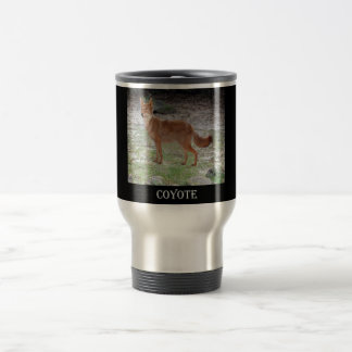 Coyote (South Dakota) Travel Mug