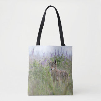 Coyote Tote Bag