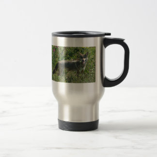 coyote travel mug