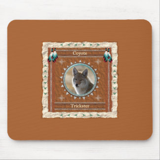 Coyote  -Trickster- Mousepad