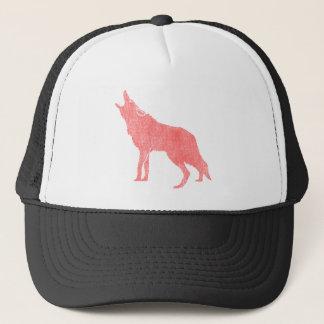 coyote wolf trucker hat