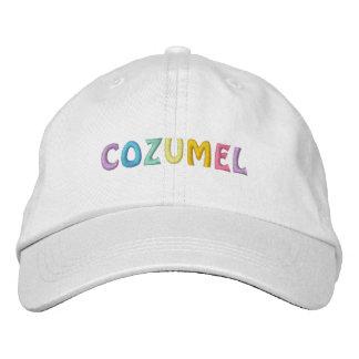 COZUMEL cap Embroidered Baseball Cap