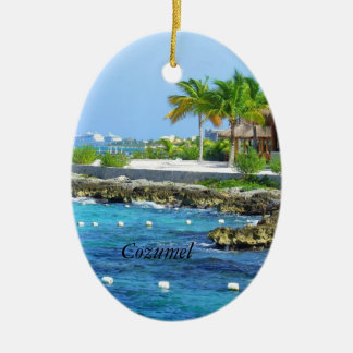 Cozumel Christmas Ornament