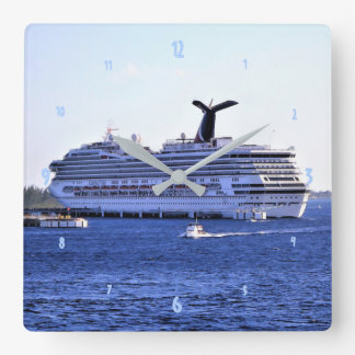 Cozumel Cruise Ship Visit Clocks