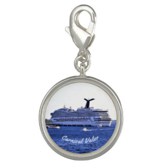 Cozumel Cruise Ship Visit Custom Photo Charms