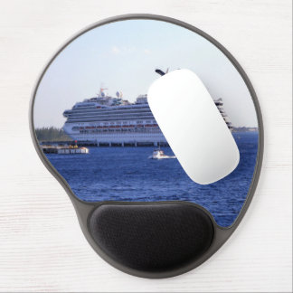 Cozumel Cruise Ship Visit Gel Mouse Pad