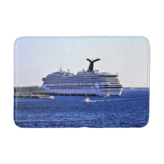 Cozumel Cruise Ship Visitor Bath Mat