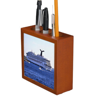 Cozumel Cruise Ship Visitor Desk Organizer